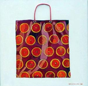 Kaufen Öl auf Leinwand und Kordel von Galerie Lavayette 60 x 60 cm